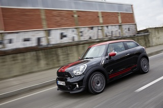 Mini John Cooper Works Paceman - Power-Plus für das SUV-Coupe (Vora...