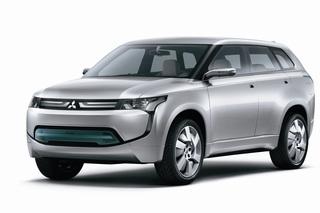 Mitsubishi Concept PX-MiEV - Neuer, alter Hybrid
