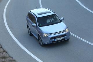 Mitsubishi Outlander PHEV - Preissenkung vor Marktstart