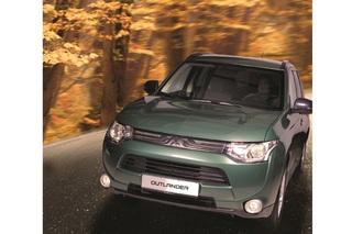 Mitsubishi Outlander Jäger Edition - Helfer für die Pirsch