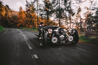Morgan Threewheeler P101 - Finale mit 33 Dreirädern