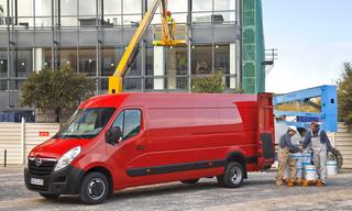 Opel setzt beim Movano auf Variantenreichtum