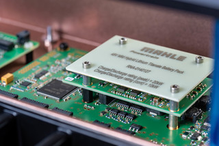 Mahle-Batterie für Bremskraft-Rückgewinnung - Mehr Effizienz dank h...