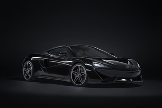 "McLaren 570GT ""MSO Black Collection"" - Stilvoll optimiert"