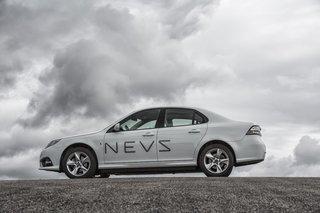 NEVS-Pläne - Elektro-Saab soll 2017 starten