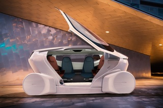 NEVS InMotion Concept - Der Science-Fiction-Saab