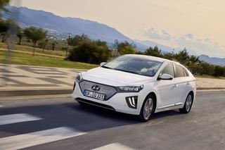 Hyundai Ioniq Elektro - Größerer Akku, stärkerer Motor