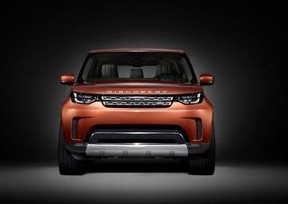 Neuer Land Rover Discovery - Wieder mit Stufenschnitt