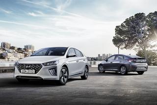 Modellpflege Hyundai Ioniq - Tapetenwechsel bei den Teilzeitstromern