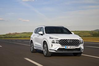 Facelift: Hyundai Santa Fe - Die Kraft des Designs