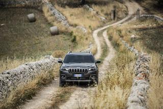 Test: Jeep Cherokee - SUV mit Gelände-Kompetenz
