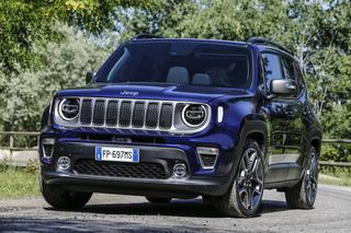 Gelifteter Jeep Renegade - Neue Motoren und neue Preise