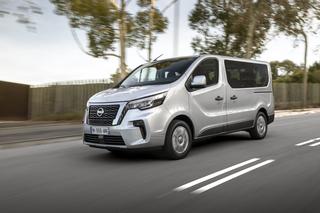Nissan NV300 Kombi   - Neuer Diesel und helles Licht