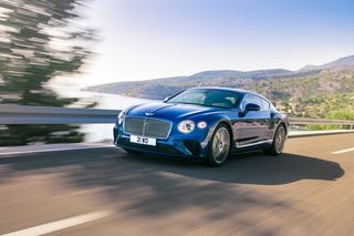 Bentley Continental GT - Luxus als Sport