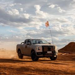 Neuer Ford Ranger - Wuchtig, aber auf Wunsch elektrifiziert