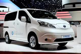 Nissan E-NV200 - Strom aus Japan