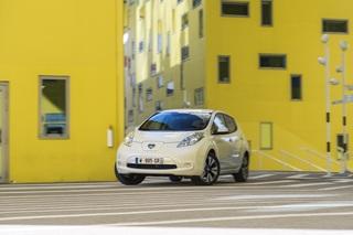 Nissan Leaf mit Elektroprämie - Hier gibt's 5.000 Euro Elektro-Rabatt