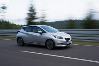 Nissan Micra - Schicker, aber auch teurer