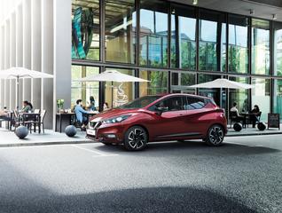 Nissan Micra - Neue Ausstattungslinien