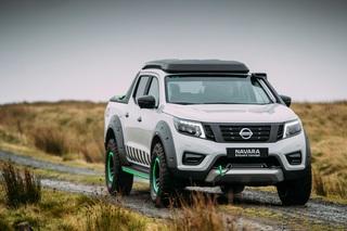 Nissan Navara Enguard Concept - Von diesem Pick-up träumt der THWler