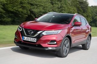 Facelift für den Nissan Qashqai  - Erst die Optik, dann die Technik