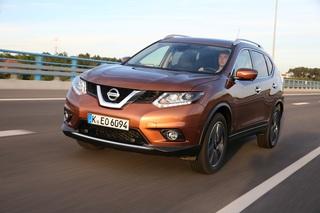 Test: Nissan X-Trail  - Platz mit Assistenten