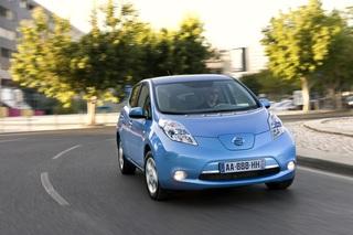Nissan Leaf - Preissenkung vor dem Facelift