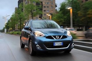Facelift Nissan Micra - Für den europäischen Geschmack