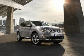 Nissan Murano: Diesel sei Dank