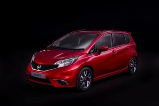 Nissan Note - Kleinwagen mit Rücksicht-Automatik