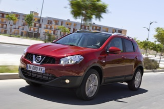 nissan qashqai tests erfahrungen. Black Bedroom Furniture Sets. Home Design Ideas