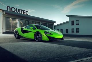 McLaren 570GT von Novitec  - Leistung ist durch nichts zu ersetzen