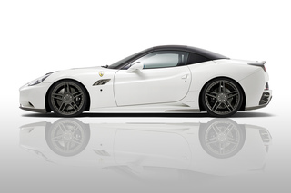 Ferrari California Novitec Rosso - Roadster im Rennanzug