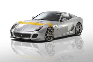 Novitec Rosso Ferrari 599 GTO - Das frisierte Pferd