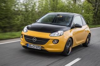 "Opel Adam ""Black Jack""  - Schwarzer Glücksbringer ab 15.000 Euro"