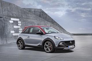 Test: Opel Adam Rocks S - Nichts für Sparfüchse