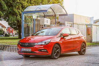 Opel Astra 1.4 Ecotec CNG - Spätes Sparpotenzial