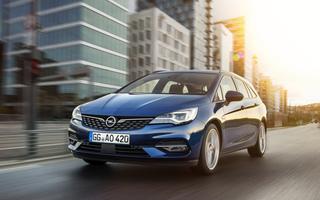 Fahrbericht: Opel Astra  - Sparsam bis zum Schluss