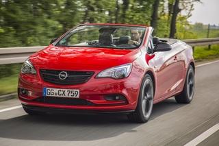 Opel Cascada Supreme  - Sondermodell für den Frühling