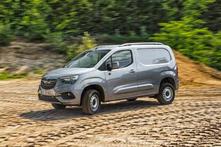 Opel Combo Cargo mit Allradantrieb - Jetzt auch abseits der Straße