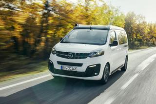 Opel Crosscamp Life   - Der Bus für die Reise