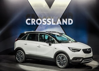 Opel Crossland X - Mehr Mokka für den Meriva