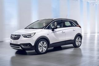 Opel Crossland X - Kleiner Bruder für den Mokka