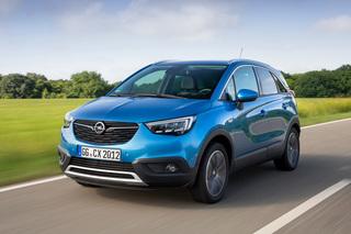 Opel Crossland X - Automatik für den starken Benziner