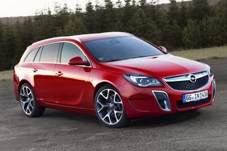 Opel Insignia OPC - Neuer Look, neues Fahrwerk