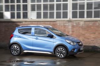 Opel Karl Rocks - Kleiner Aufpreis für SUV-Optik