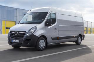 Opel Movano Facelift - Mehr Assistenten an Bord