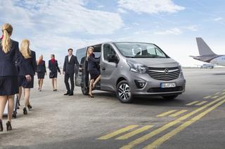 Opel Vivaro Tourer und Combi+  - Für Geschäft und Arbeit