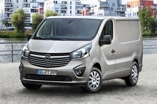 Opel Vivaro  - Schöner schuften