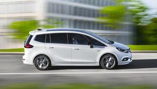 Test: Opel Zafira - Kein Anschluss in Reihe zwei